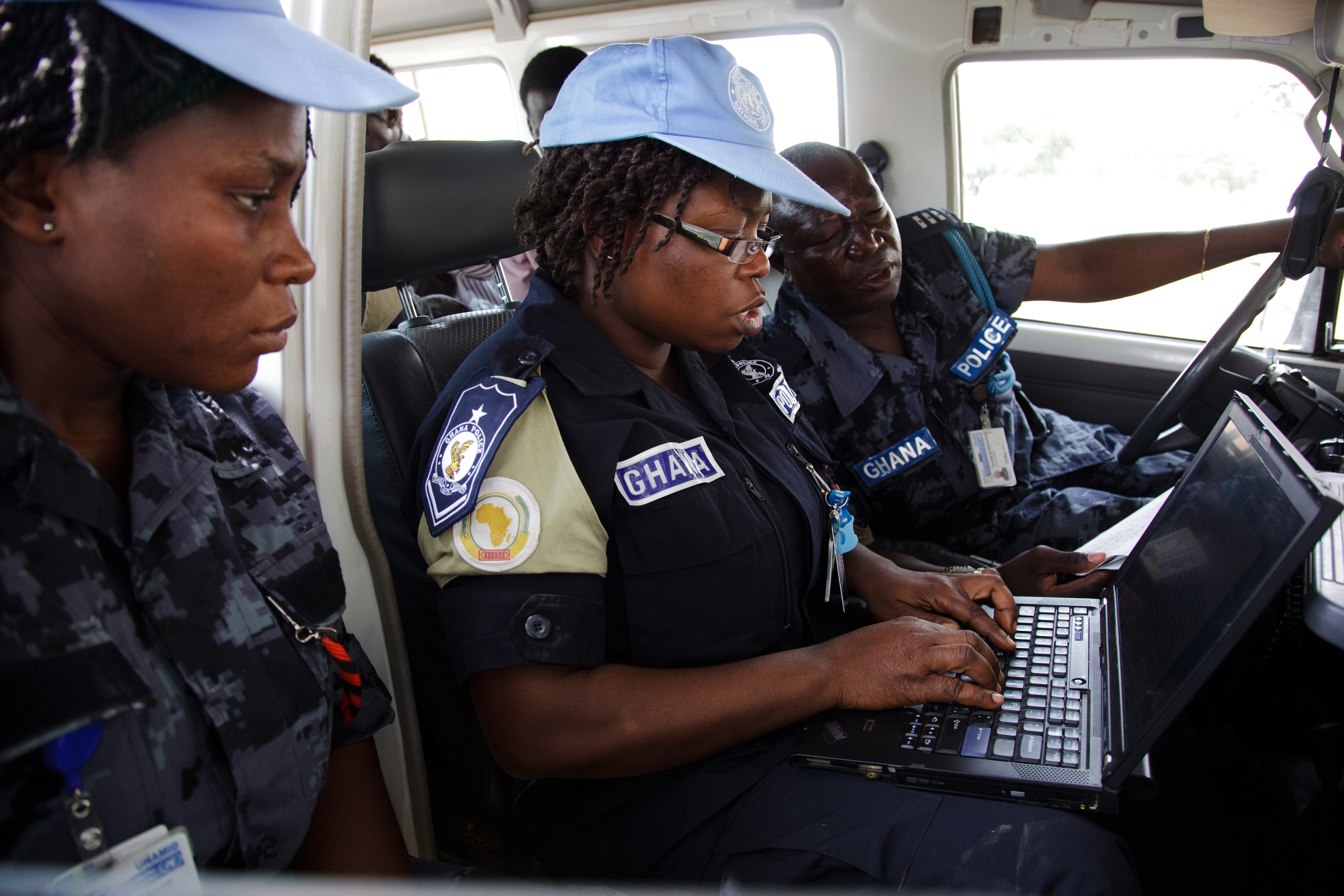 Gender and Integrity Audit of the Ghana Police Service